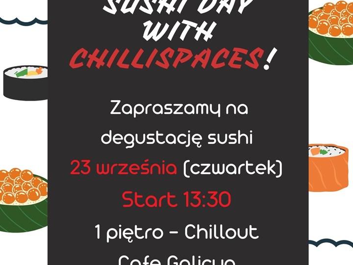 Dzień Sushi w Chillispaces